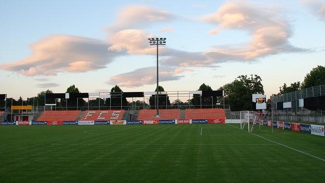 Stadion des FC Solothurn