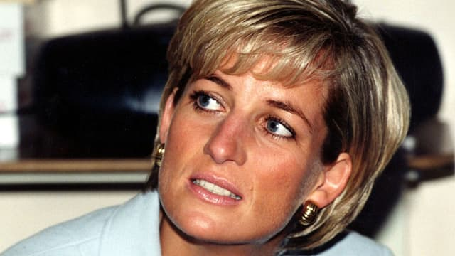 Purtret da Lady Diana.