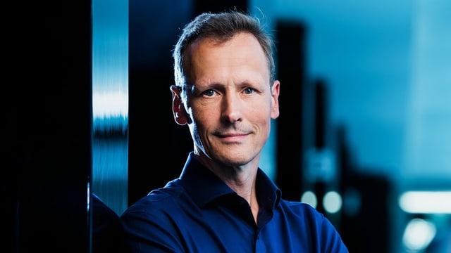 Gert von Manteuffel, Leiter Unternehmensentwicklung a.i.