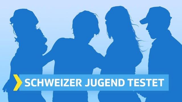 «Jugend testet»-Logo