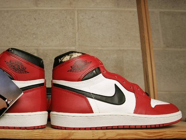 Jordans Schuhe