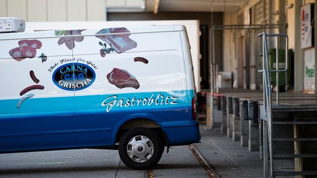 Auto da furniziun da Carna Grischa