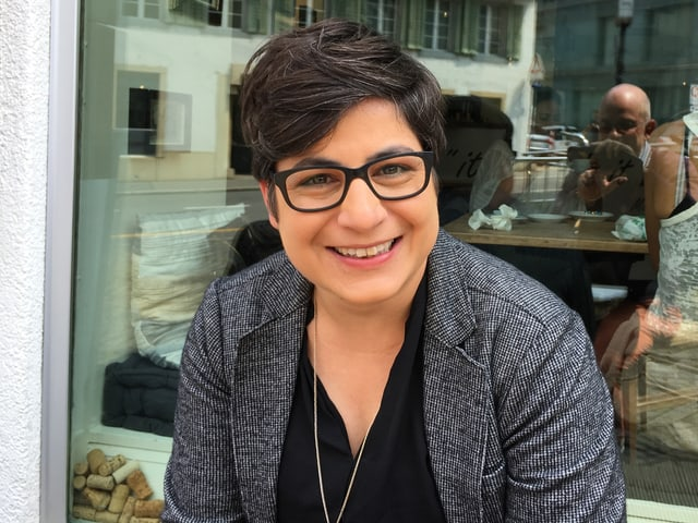 Porträt Silvia Dell'Aquila