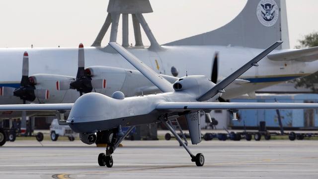 Unbemanntes Flugzeug der US-Luftwaffe