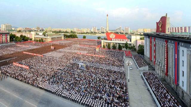 Corea dal Nord.