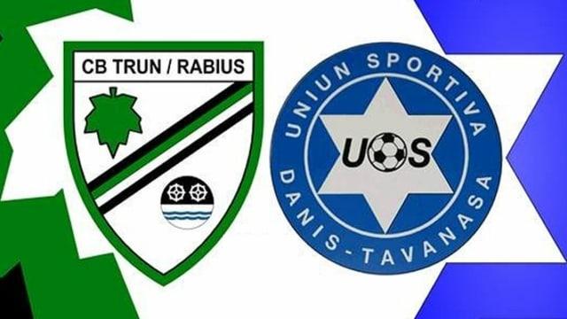 logos CB Trun/Rabius ed US Danis-Tavanasa
