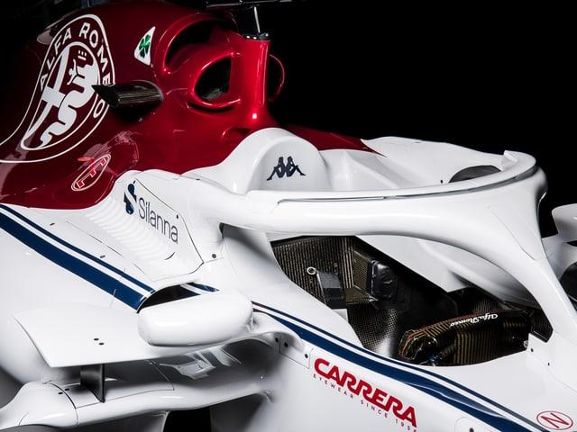 Sauber Formel 1 Auto