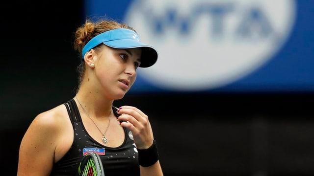 Belinda Bencic na deplorescha betg ditg la perdita dal final a Tokio.