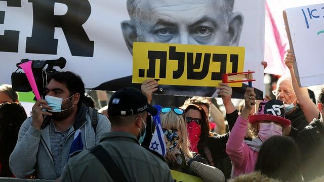 Proteste Netanjahu