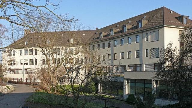 Das Basler Bethesda-Spital.