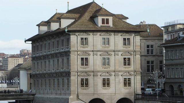 Zürcher Rathaus
