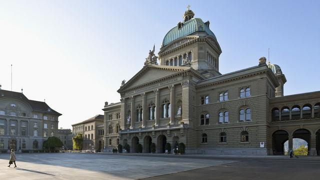La Chasa federala a Berna