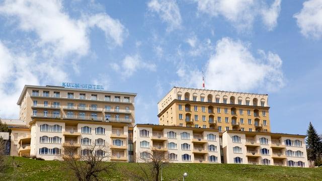 Hotel Kulm a San Murezzan.