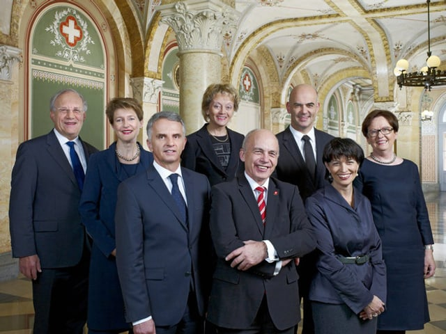 Bundesratsfoto 2013