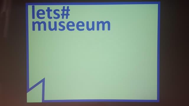 Rea Eggli ha preschantà in concept tuttafatg innovativ - lets# museum