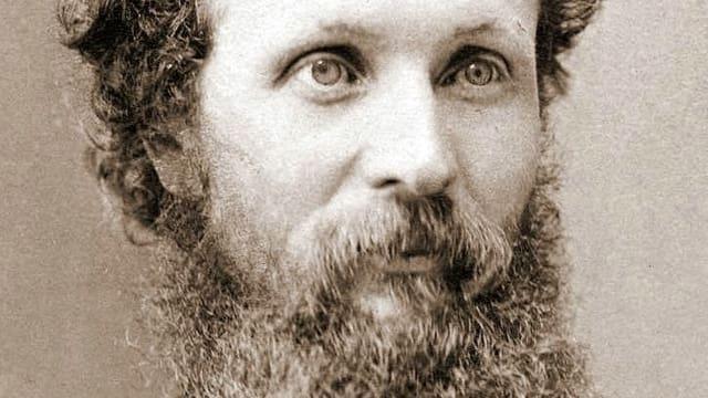 Ein Porträt von John Muir.