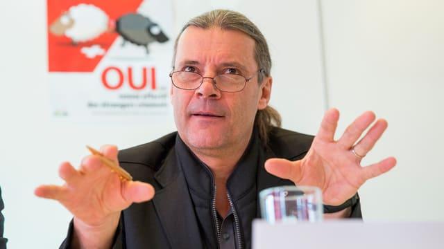 Oskar Freysinger.