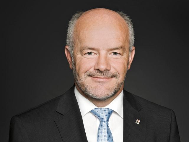 Ausserrhoder Regierungsrat Köbi Frei