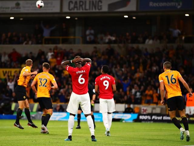 Paul Pogba nach seinem verschossenen Penalty.