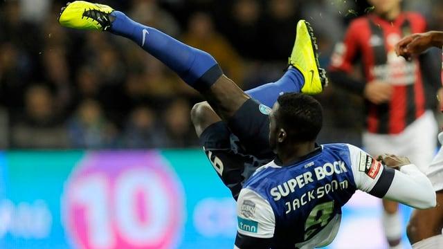 Porto hofft auf die Treffer von Torschützen-Leader Jackson Martinez.