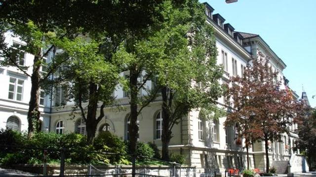 Schulhaus Musegg in Luzern