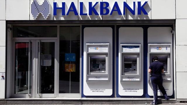 Filiale der Halkbank