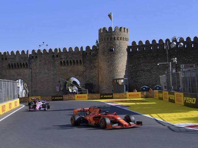 Formel 1 in Aserbaidschan