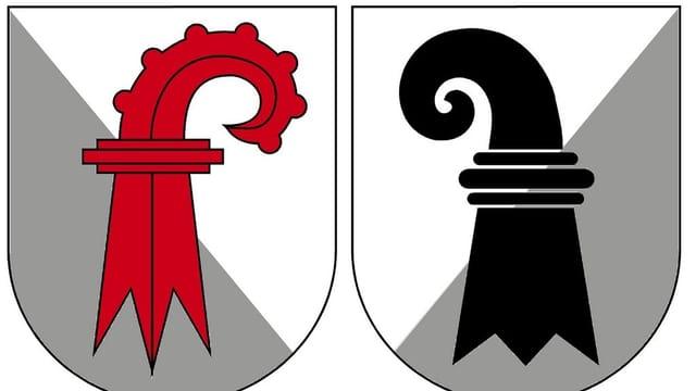 Wappen BL und BS