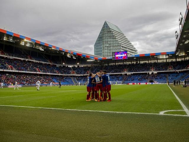 Da absolvierten die Basler ihr letztes Super-League-Spiel.