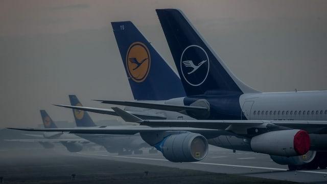 Aviuns da la Lufthansa