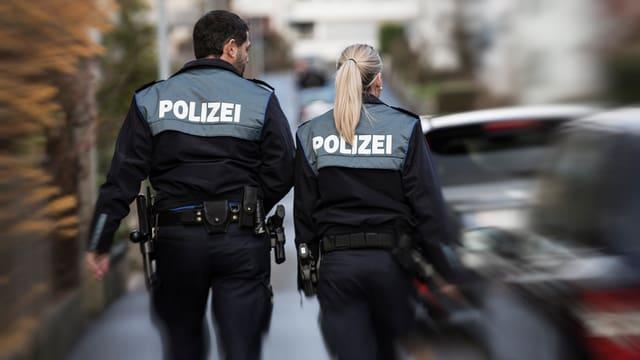 Sicherheitsberatung der Stadt- und Kantonspolizei