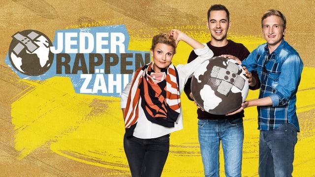 Video ««Jeder Rappen zählt» - Magazin vom 20.12.2016» abspielen