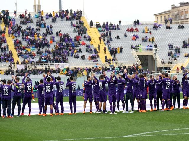 Fiorentina-Spieler