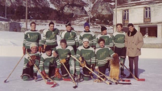 Club da hockey Malögia 1966.