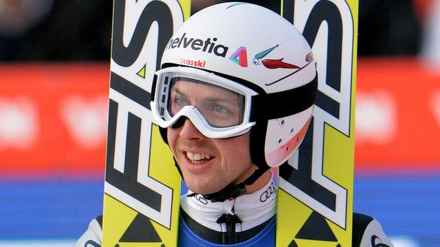 Simon Ammans Olympia-Selektion.