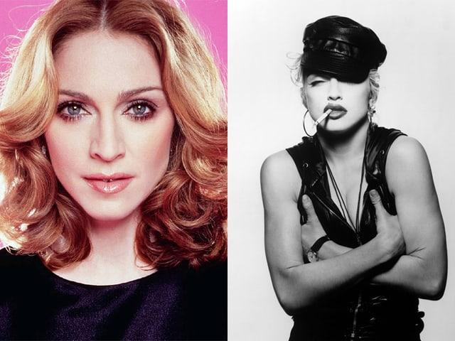 Madonna spielte schon immer mit verschiedenen Persona und so beherrscht sie auch das Spiel mit den Geschlechtern perfekt.