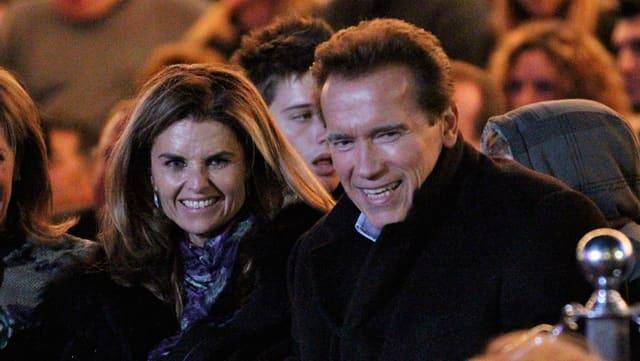 Arnold Schwarzenegger und Mariah Shriver