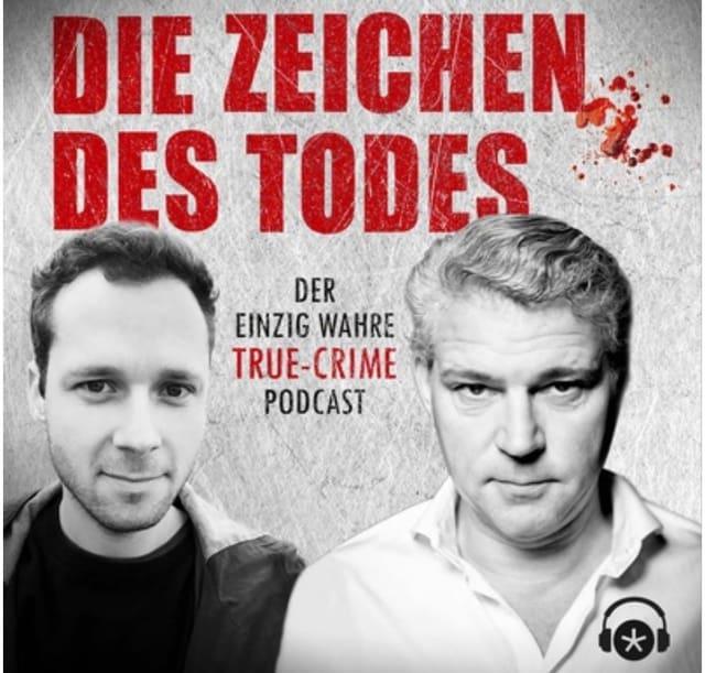 """Podcast-Bild """"Zeichen des Todes"""""""