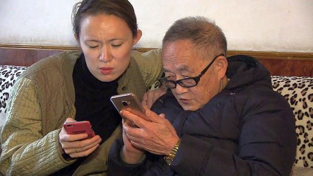 Video «Mao, Xifan und Opa Peng» abspielen
