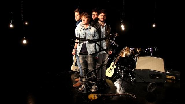Video «Musicnight: musicLAB vom 28.06.2013» abspielen