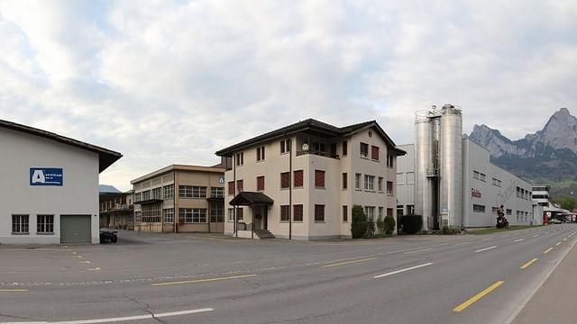Schokoladenfabrik Felchlin.