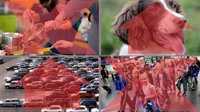 Keine «Husi» am Gymnasium, höhere Hunde- und Autosteuern, tiefere Beiträge an Schulreisen: Vier von vielen Massnahmen.