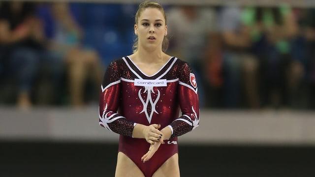 Giulia Steingruber.