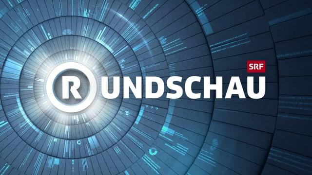 Sendehinweis «Rundschau»
