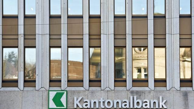 Die St. Galler Kantonalbank