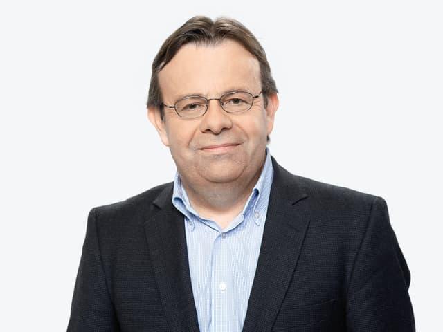 Portrait Christoph Gebel