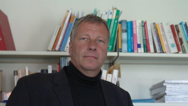 Diplomatischer Korrespondent SRF: Fredy Gsteiger.
