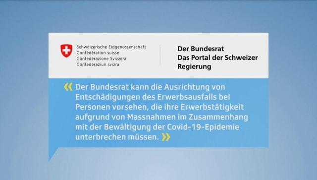 Zitat Bundesrat