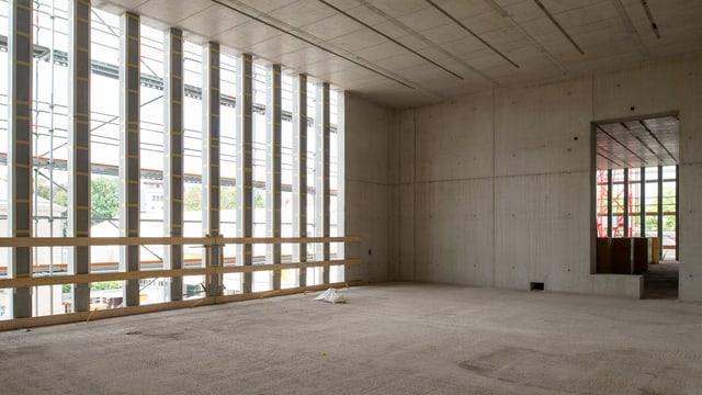 Sammlungsraum im 2. Obergeschoss
