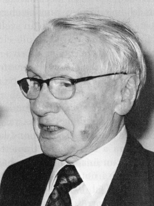 Max Kettnaker (1908 - 2004)